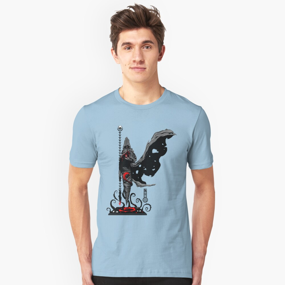 The Game of Kings, Wave Three: The Black King's Bishop Unisex T-Shirt Front