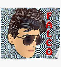 Pop Art Falco Poster