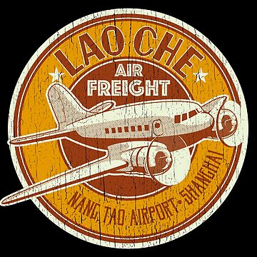 LAO CHE Air Freight by trev4000