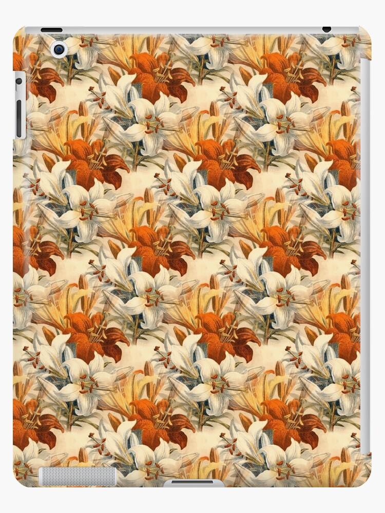 Flower Pattern nº93 by Ikigai-PLUS