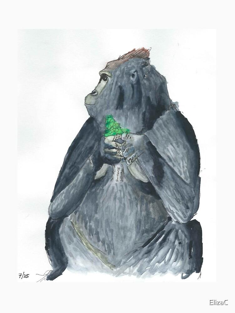 Gorilla by ElizaC
