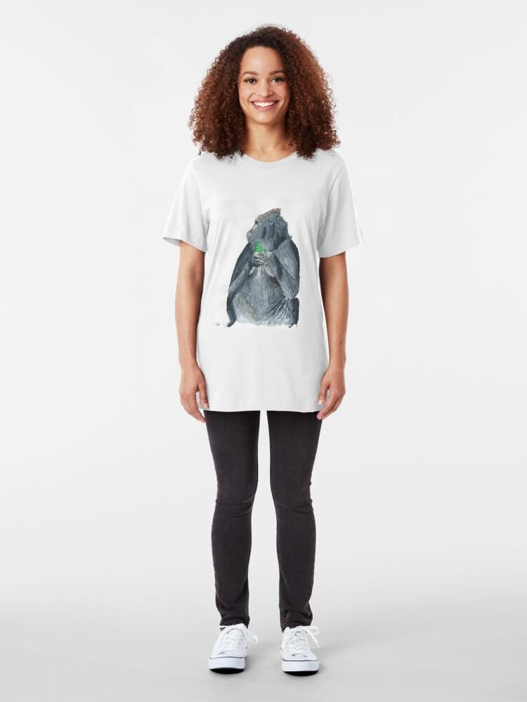 Alternate view of Gorilla Slim Fit T-Shirt
