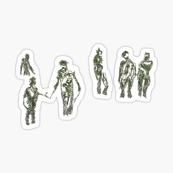 Annihilation Sticker