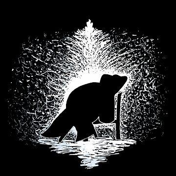 Flashdance Bear by BearlyGoin