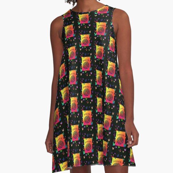 Mah Jongg Dresses A-Line Dress