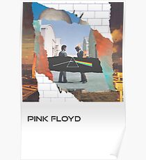 Pink Floyd Tribute Poster