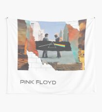 Pink Floyd Tribute Wall Tapestry