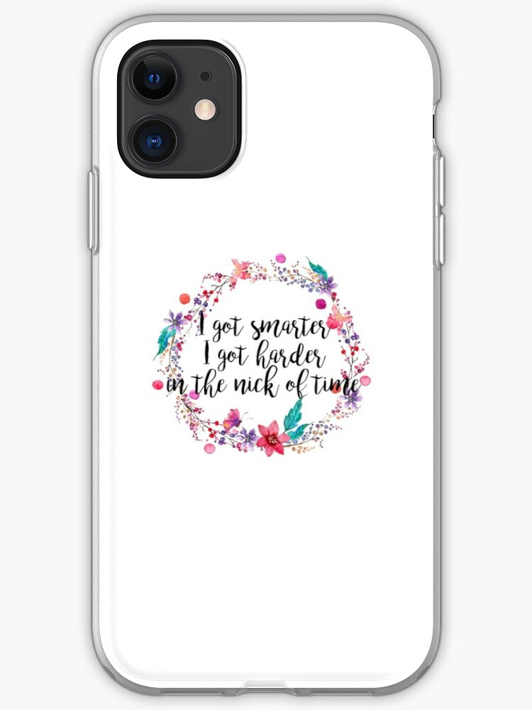 taylor swift out of the woods lyrics iphone case