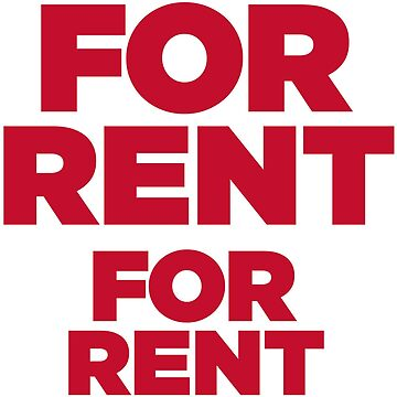 FOR RENT by dtkindling