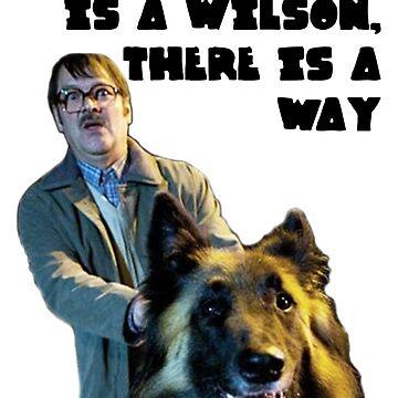 Jim and Wilson love by katiepalmerart