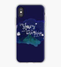 So will I - stars  iPhone Case