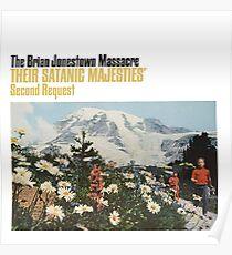Das Brian Jonestown Massaker - Ihre satanischen Majestäten 'zweite Anfrage Poster