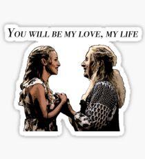 Mamma Mia 2 // Mon amour, ma vie Sticker