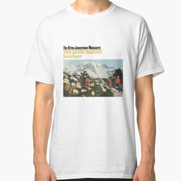 The Brian Jonestown Massacre - Their Satanic Majesties' Second Request Classic T-Shirt