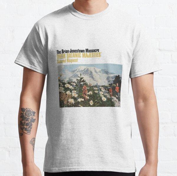 The Brian Jonestown Massacre - Their Satanic Majesties' Second Request Classic T-Shirt