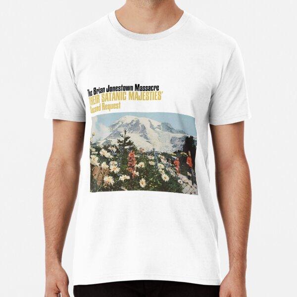 The Brian Jonestown Massacre - Their Satanic Majesties' Second Request Premium T-Shirt