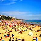 Beach time, Bournemouth by TheSpaniard