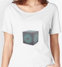 3d model of pandorica Women's Relaxed Fit T-Shirt