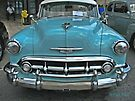 '53 CHEVY BEL AIR, Photo, for prints and products by Bob Hall©
