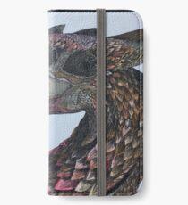 Copper Dragon iPhone Wallet/Case/Skin