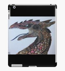Copper Dragon iPad Case/Skin