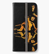 MARTIAL ARTS  iPhone Wallet/Case/Skin