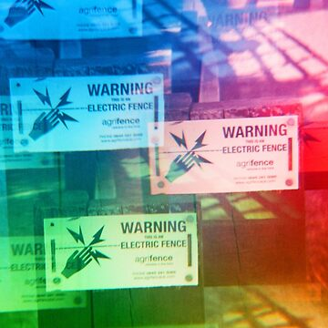 Warning Electric by KaiWilliams