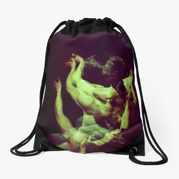 Wallspin 2 Drawstring Bag