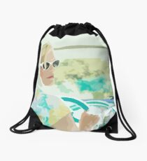 Woman Drawstring Bag