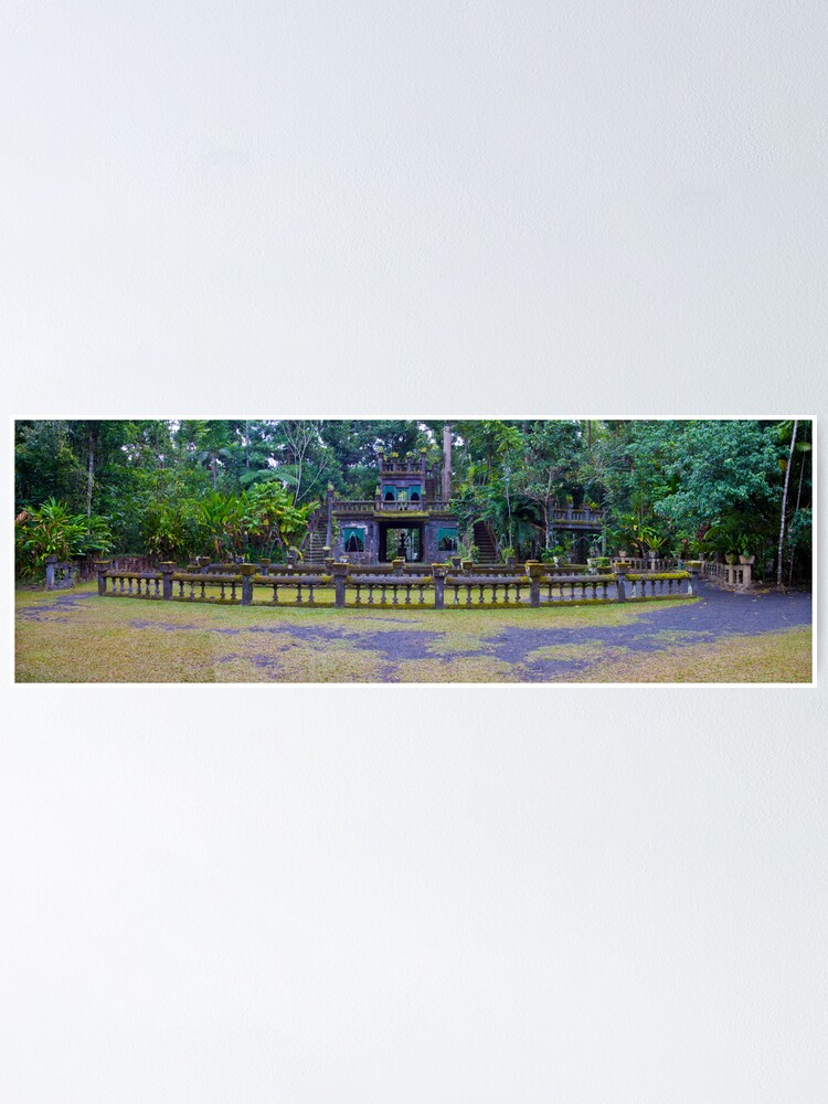 Alternate view of Tea Rooms Poster