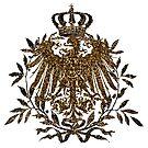 German Empire Eagle, Deutsches Reich by edsimoneit