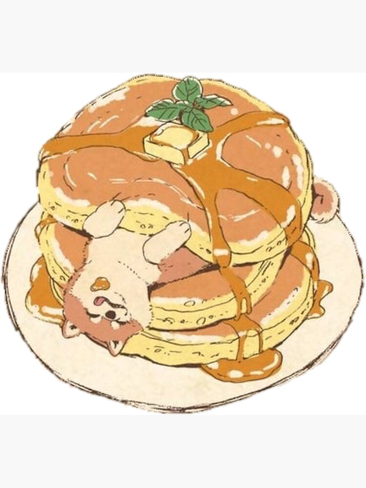Puppy Pancakes by erinaugusta