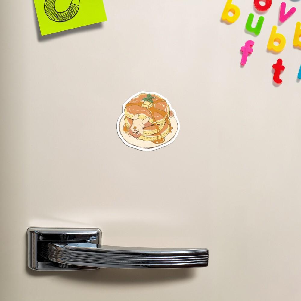 Puppy Pancakes Magnet