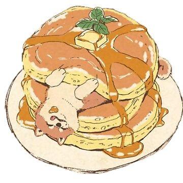 Welpen Pfannkuchen von erinaugusta