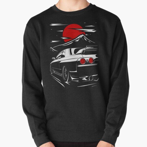 Nissan Skyline GTR 32   Haruna Pullover Sweatshirt