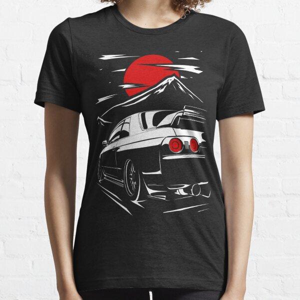 Nissan Skyline GTR 32 | Haruna Essential T-Shirt