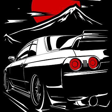 Nissan Skyline GTR 32 | Haruna by w1gger