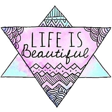 Das Leben ist wunderschoen von erinaugusta
