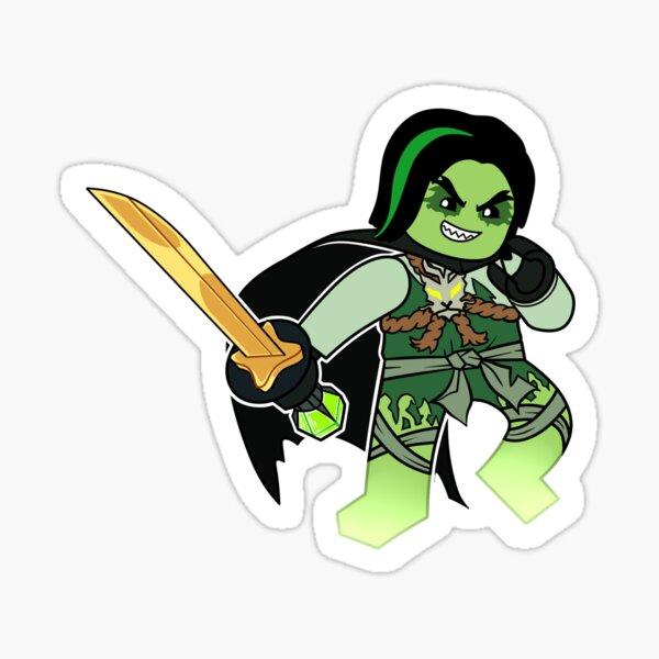 Morro Sticker