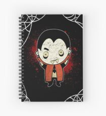 Halloween Vampir  Spiralblock