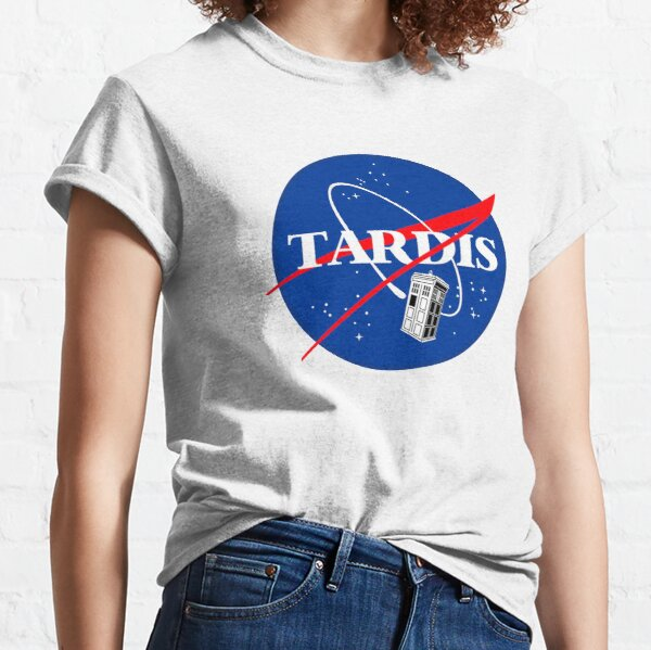 TARDIS - Doctor Who Classic T-Shirt