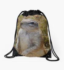 Look at me I'm so cute Drawstring Bag