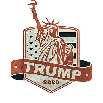 Vote Donald Trump 2020 - GOP President by merchhost