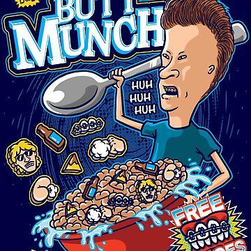 Butt Munch by CoDdesigns