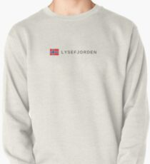 Lysefjorden | The Lysefjord Norway T-Shirt Pullover