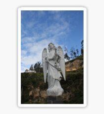 ANGEL SCULPTURE COLOMBIA Sticker