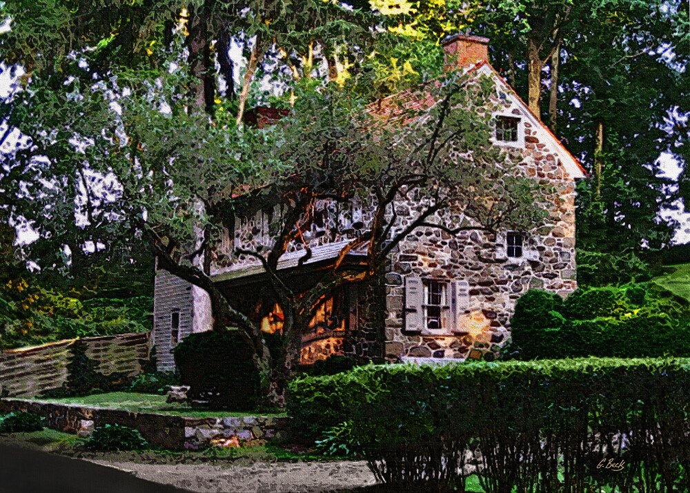 Brandywine Homestead by Gordon Beck