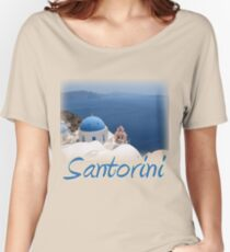 Santorini Women's Relaxed Fit T-Shirt