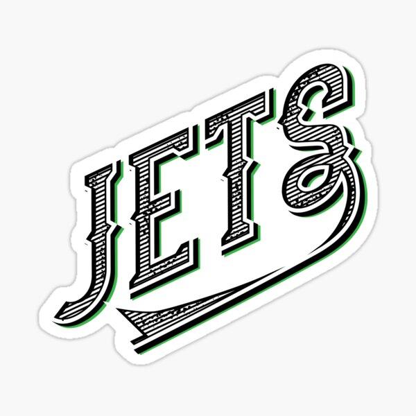 New york darnold vintage football shirt Sticker