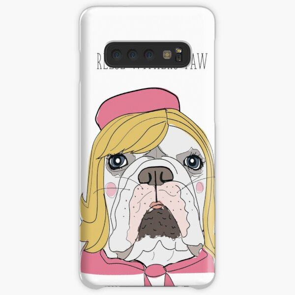 Celebrity Dogs - Reese Withers-Paw Samsung Galaxy Snap Case